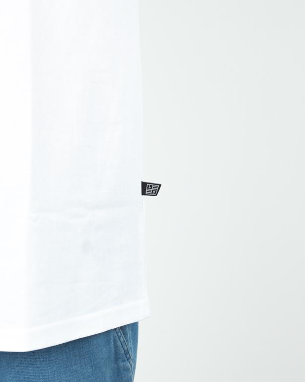 Koszulka Lucky Dice Tape White