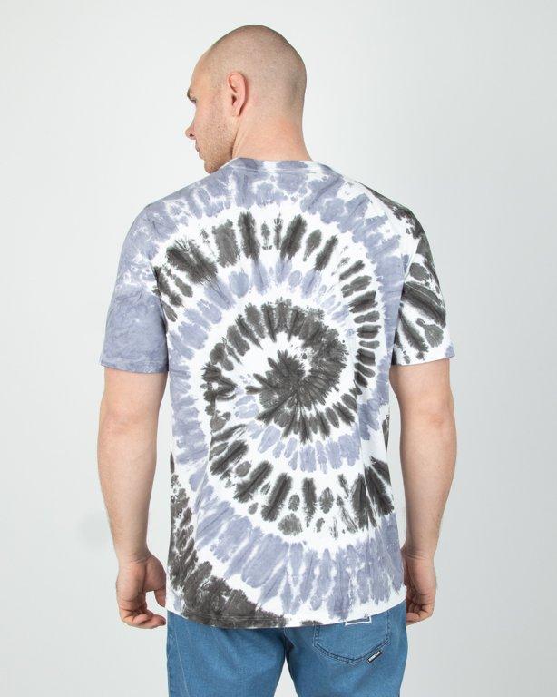 Koszulka Lucky Dice Tie Dice Dark Sky
