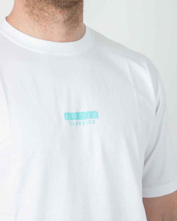 Koszulka Mass Blockbuster White