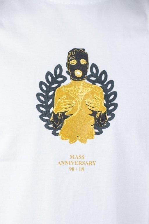 Koszulka Mass Golden Chick White