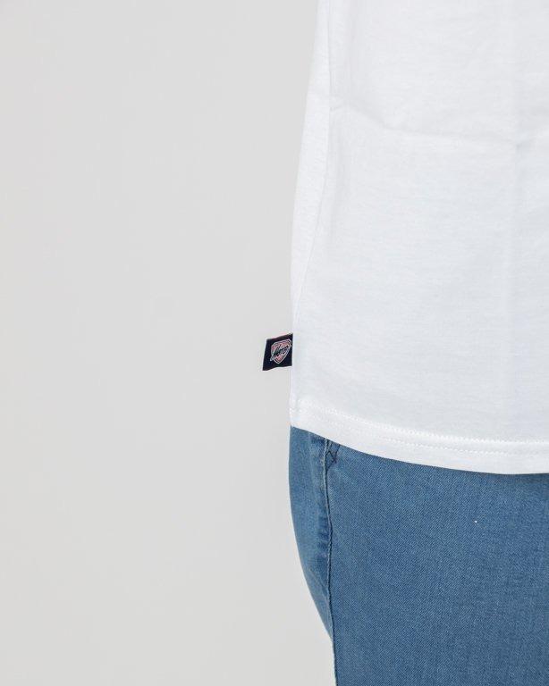 Koszulka Moro Baseball White