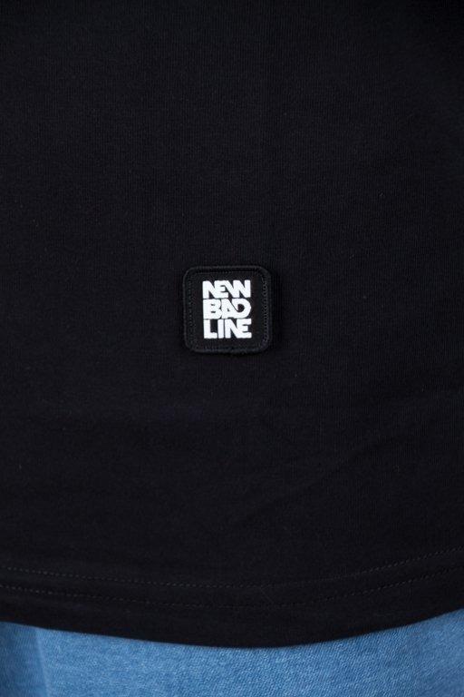 Koszulka New Bad Line Ass Black