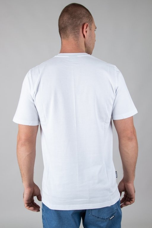 Koszulka New Bad Line Ass White