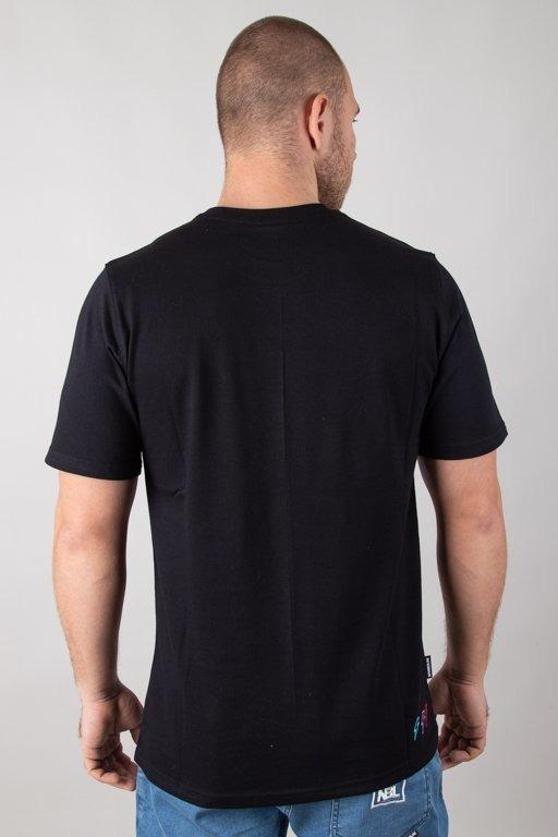 Koszulka New Bad Line Blocks Black