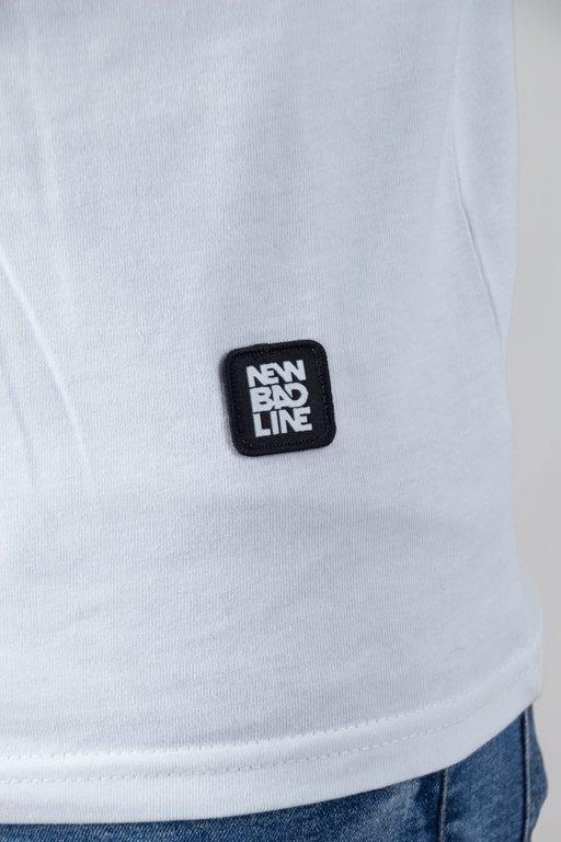 Koszulka New Bad Line Colorlogos White