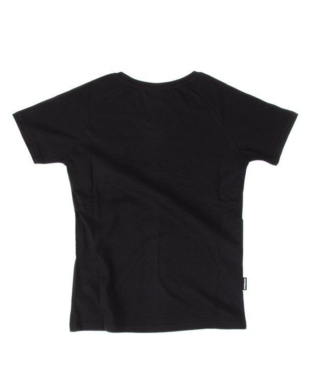 Koszulka New Bad Line Damski Rose Black