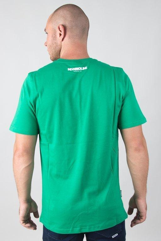 Koszulka New Bad Line Draw Green