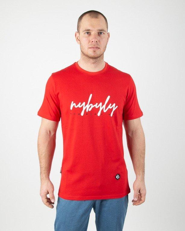 Koszulka New Bad Line Nybyly Red