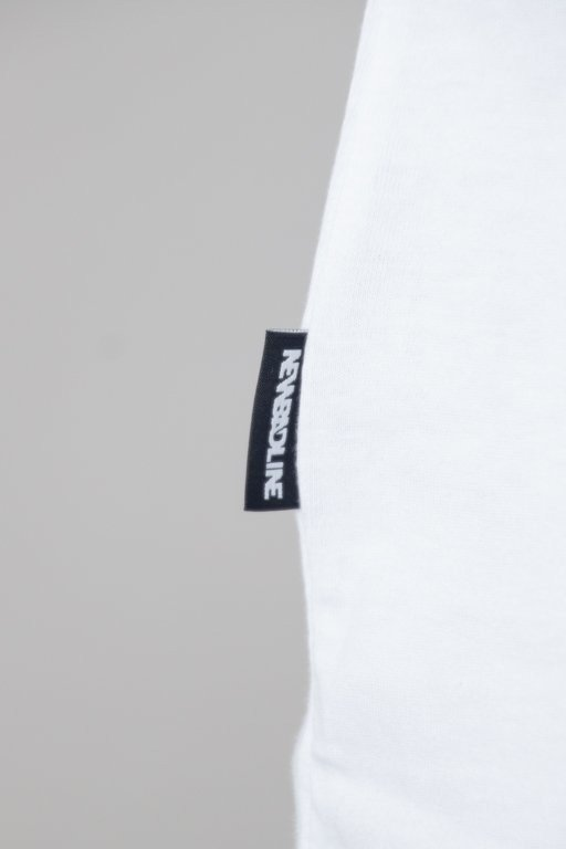 Koszulka New Bad Line Stripes White