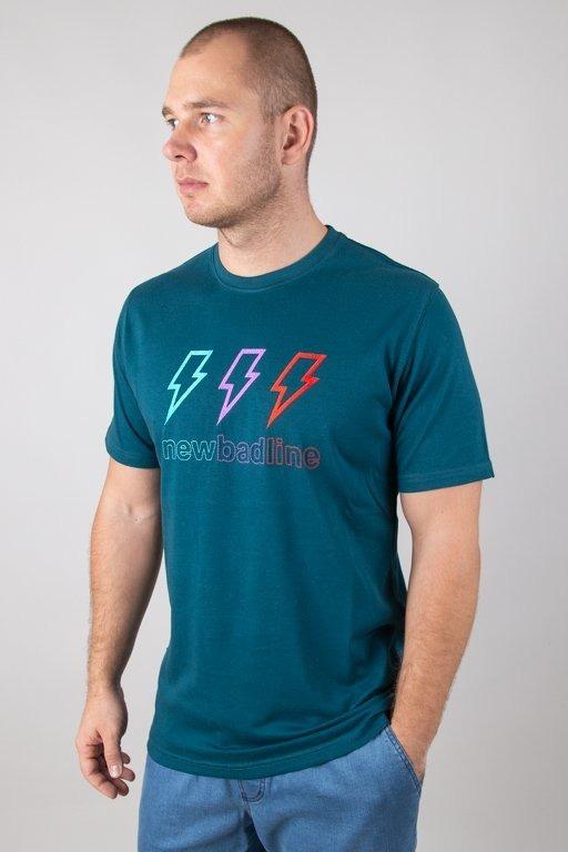 Koszulka New Bad Line Thunder Emerald