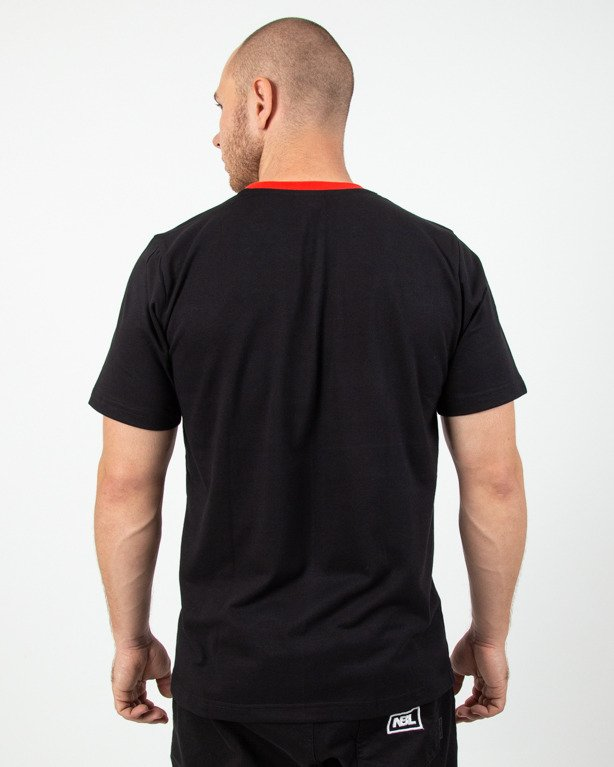 Koszulka Patriotic F Cross Black