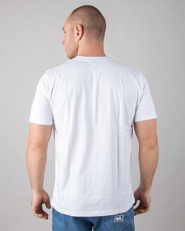 Koszulka Patriotic Skull White