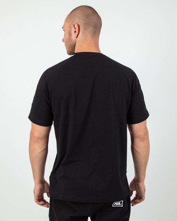 Koszulka Patriotic Tag Tape Black