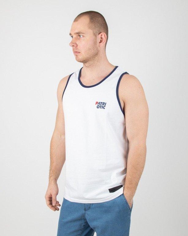 Koszulka Patriotic Tank Top Cls White