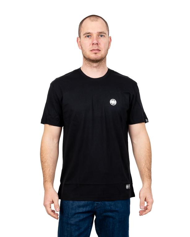 Koszulka Pit Bull Small Logo Czarna