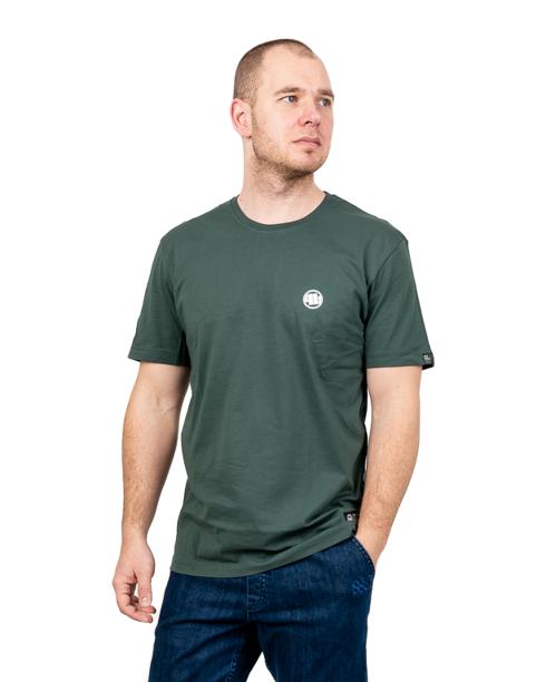 Koszulka Pit Bull Small Logo Khaki