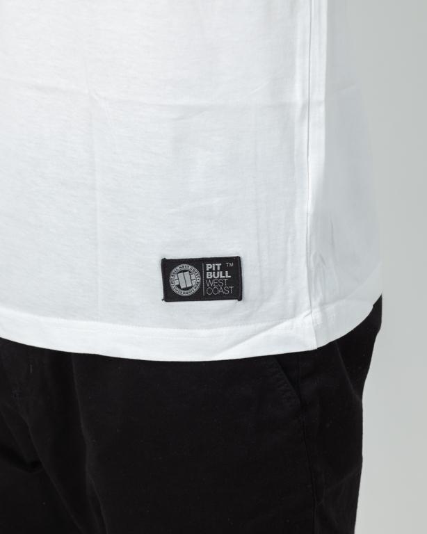 Koszulka Pitbull Check White