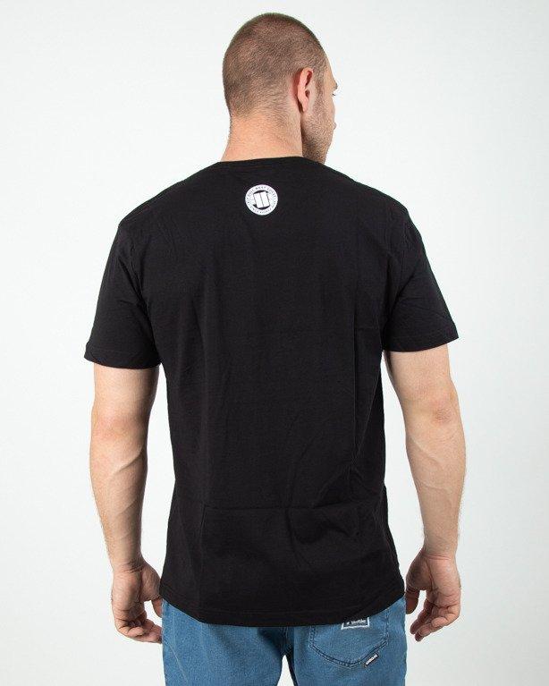 Koszulka Pitbull Classic Boxing Black