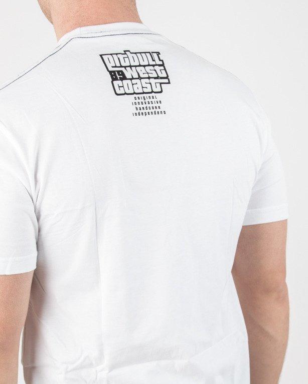 Koszulka Pitbull Pb Most Wanted White
