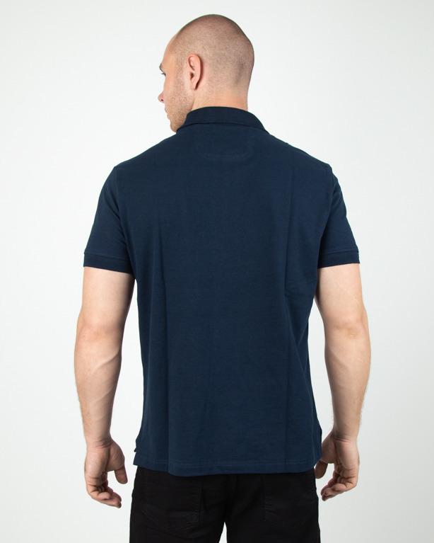 Koszulka Pitbull Polo Circle Logo Navy