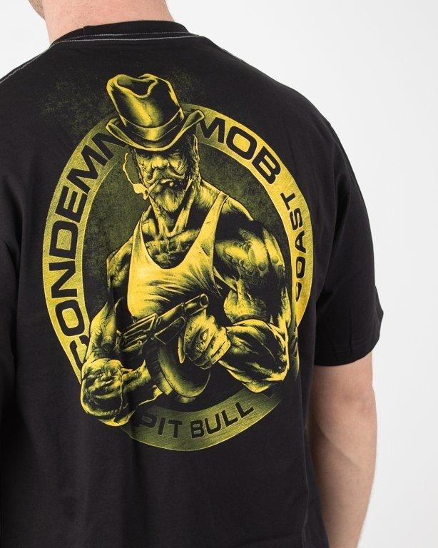 Koszulka Pitbull Shooter Black