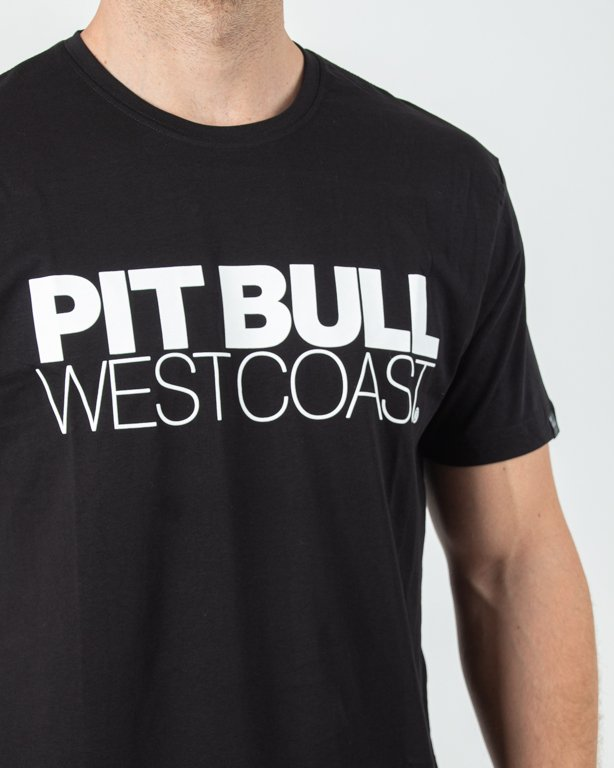 Koszulka Pitbull Tnt Black