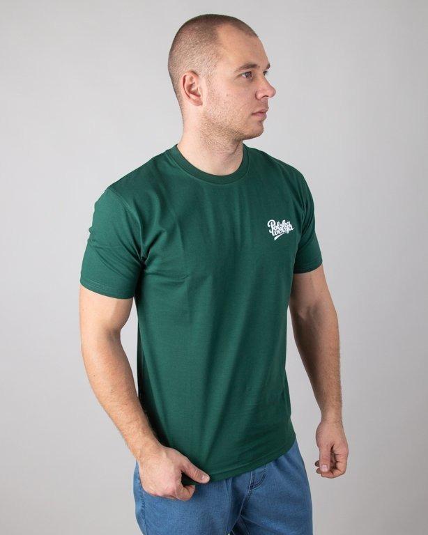 Koszulka Polska Wersja Pw Tył Kwadrat Green