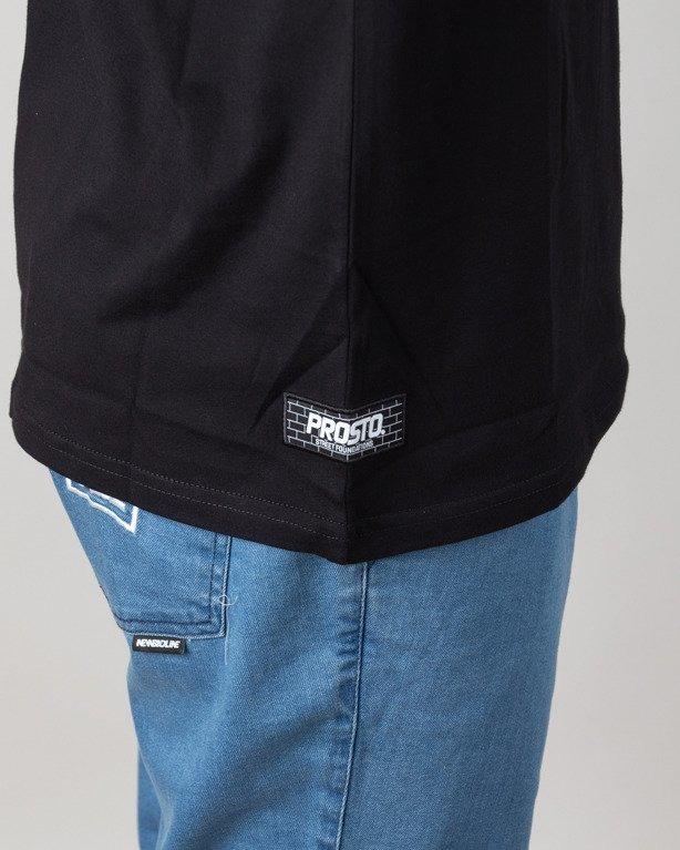 Koszulka Prosto Brick Logo Black