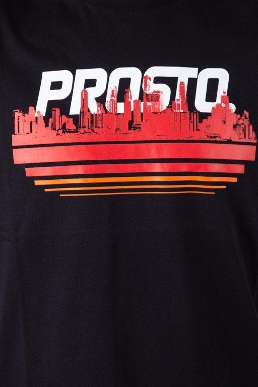 Koszulka Prosto City Black