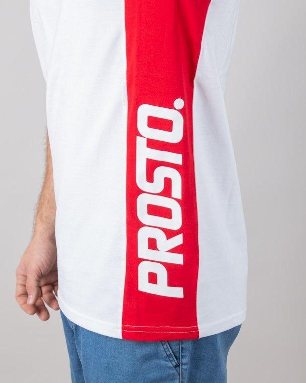 Koszulka Prosto Flank White