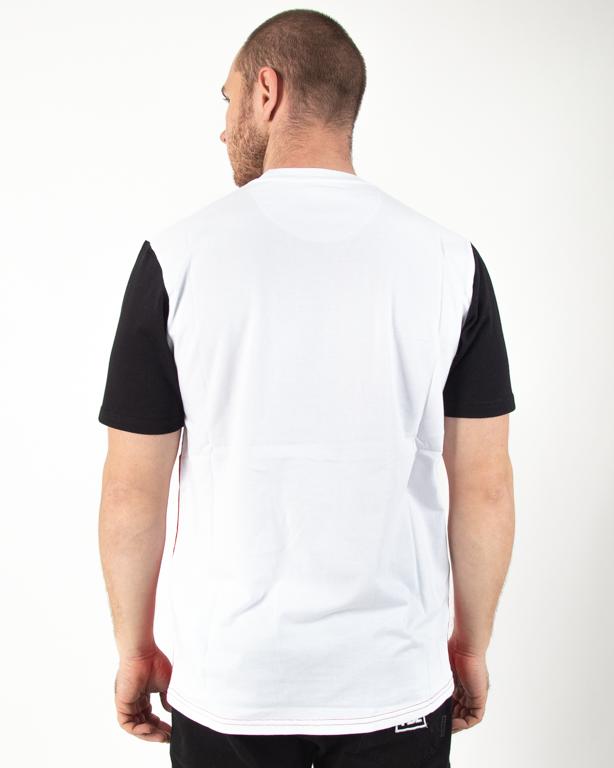 Koszulka Prosto Reyal White-Red