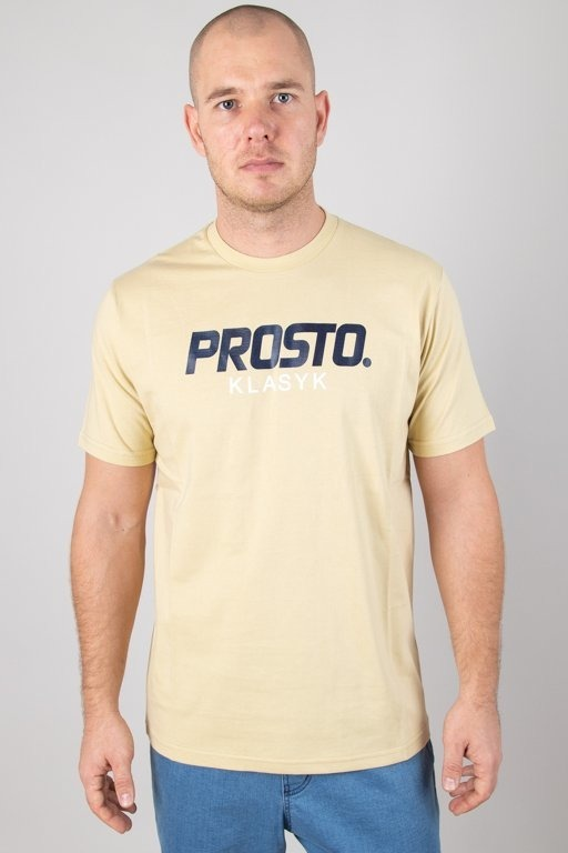 Koszulka Prosto Standard Beige