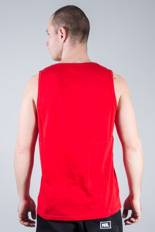 Koszulka Prosto Tank Top Breeze Red