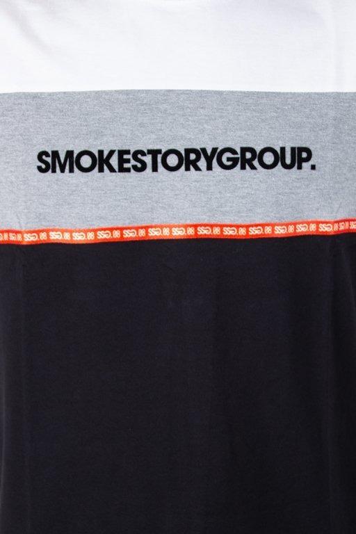 Koszulka SSG One Line Black-White