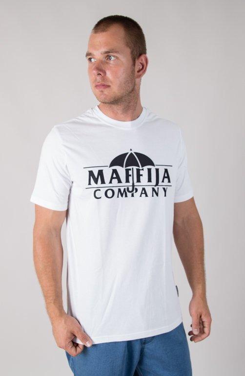 Koszulka Sb Maffija In Line White