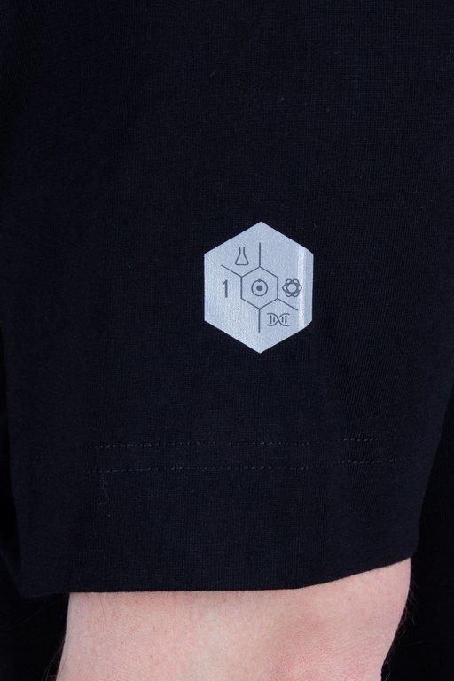 Koszulka Stoprocent Colortag Black