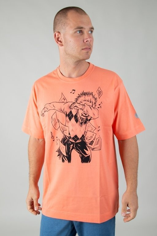 Koszulka Stoprocent Dabing Coral