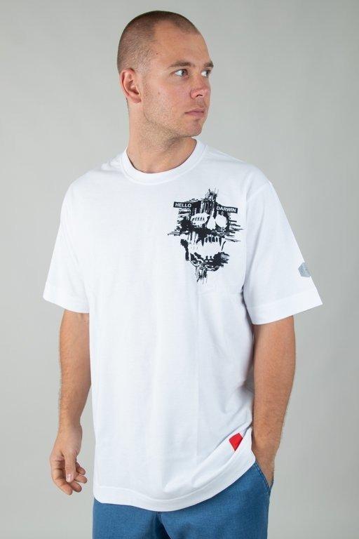 Koszulka Stoprocent Darwin White