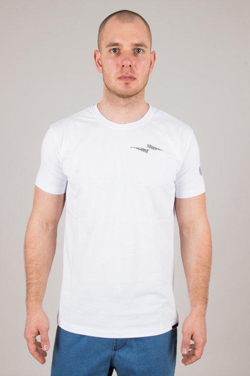 Koszulka Stoprocent Golden White