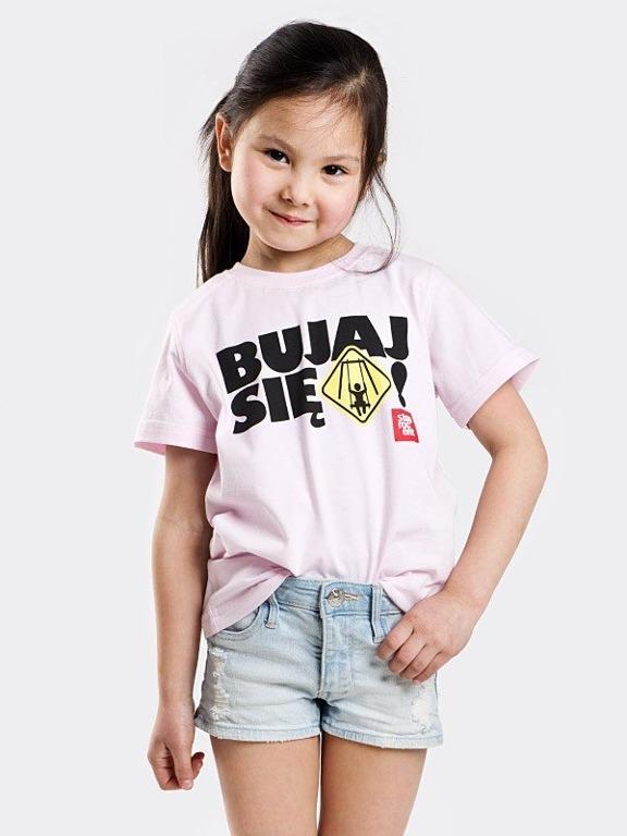 Koszulka Stoprocent Kid Bujaj Pastel