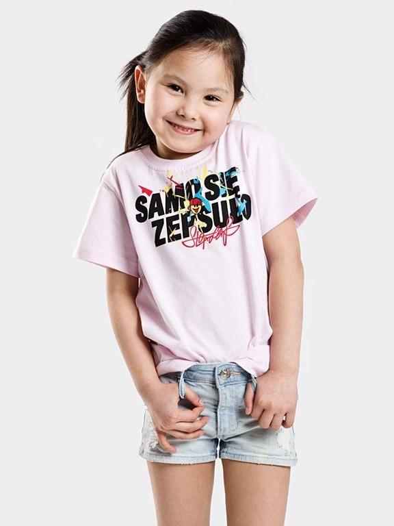 Koszulka Stoprocent Kid Samo Pastel