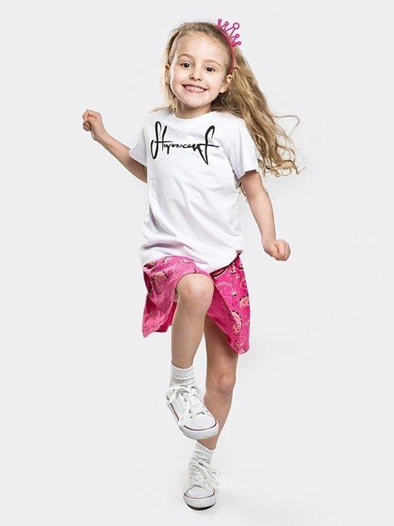 Koszulka Stoprocent Kid Tag White