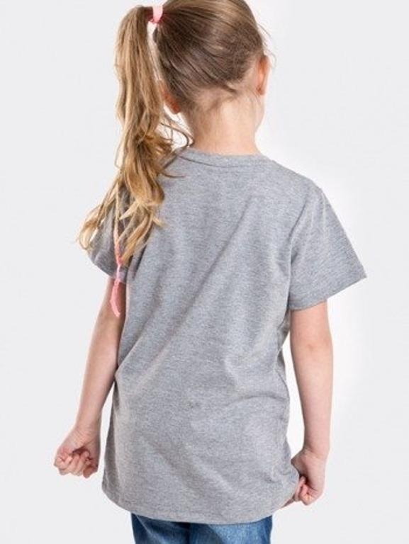 Koszulka Stoprocent Kids Córusia Grey