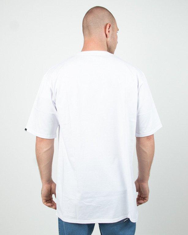 Koszulka Stoprocent P.O.P White