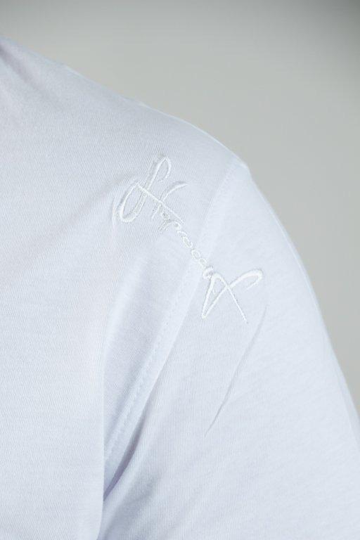 Koszulka Stoprocent Tag18 White