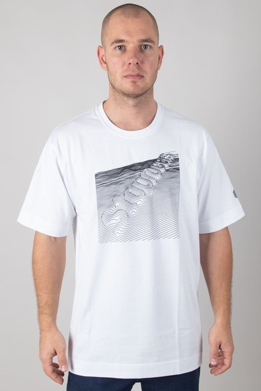 Koszulka Stoprocent Tektonik White