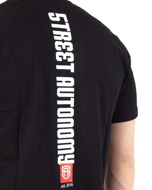 Koszulka Street Autonomy Bagz Black