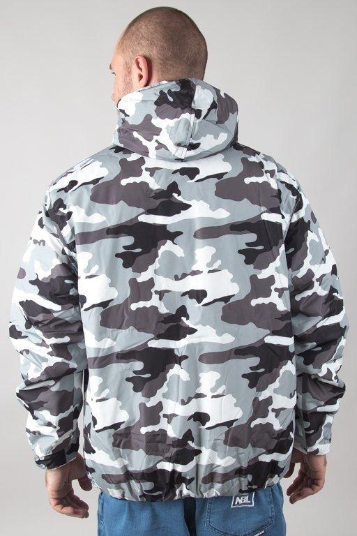 Kurtka Mass Zimowa Base Camo Grey