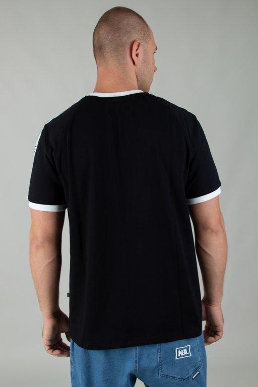 LUCKY DICE T-SHIRT TAPE BLACK