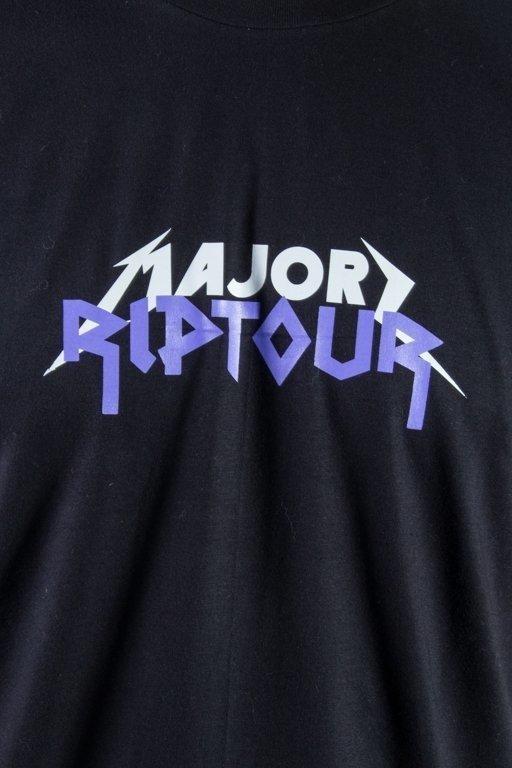 MAJORS T-SHIRT RIPTOUR BLACK